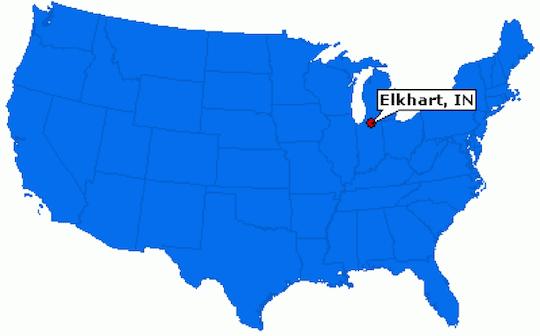 Elkart, IN