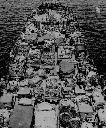 navy landing ship