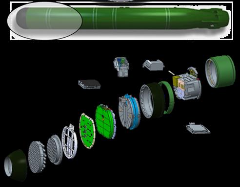 Navy/Lockheed Mk-48 torpedo