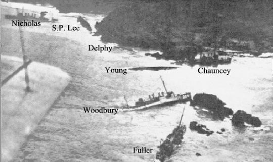 navy disaster