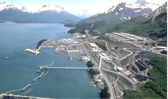 Valdez Oil Terminal