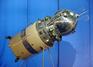 Soviet Vostok 3KA system